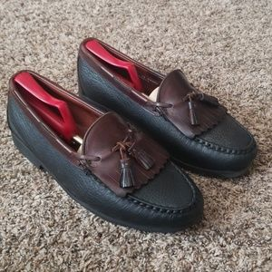 Allen Edmonds Nashua 11 EEE 3E Loafers Dress Shoes